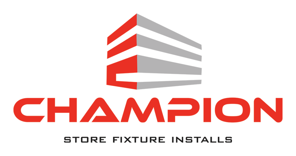 Champion Store Fixture Installs